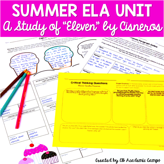 Looking for a challenging and academic alternative to your usual middle school summer reading program? This post walks you through a fun twist that you can use instead!