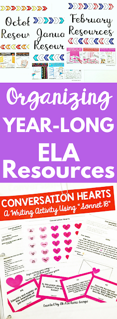 The most effective way to teach ELA in your middle school classroom! Use short stories and poetry to get students analyzing, discussing, and writing about literature! The perfect curriculum and units to use :)