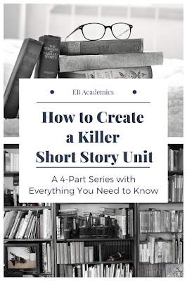 Easily create a short story unit for your middle school english classroom