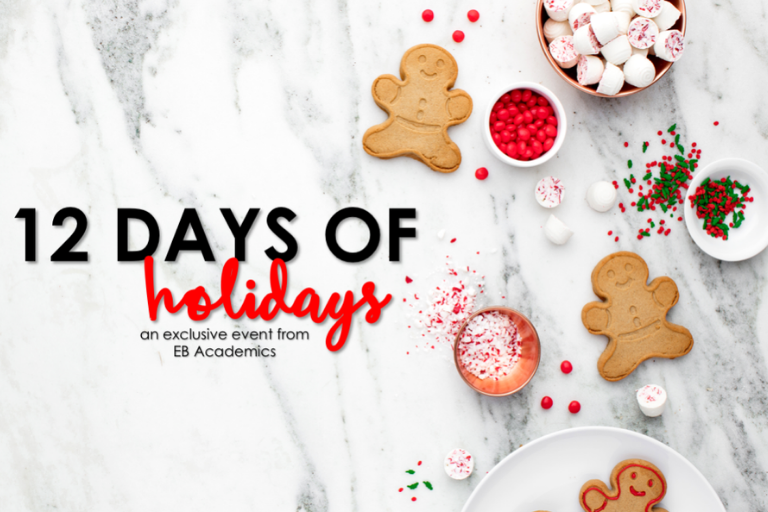 12 Days of Holidays Exclusive Event