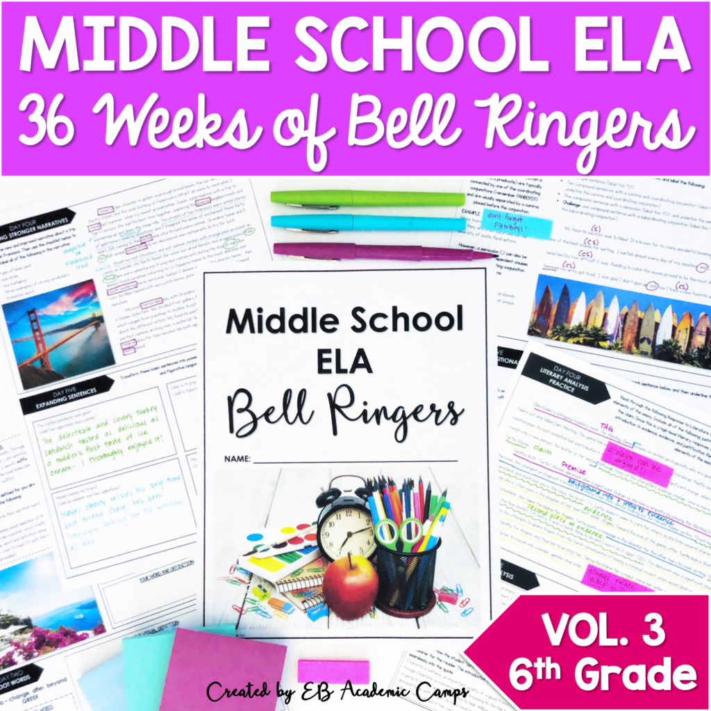 Bell ringer resource image
