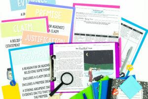 Literary Analysis Posters