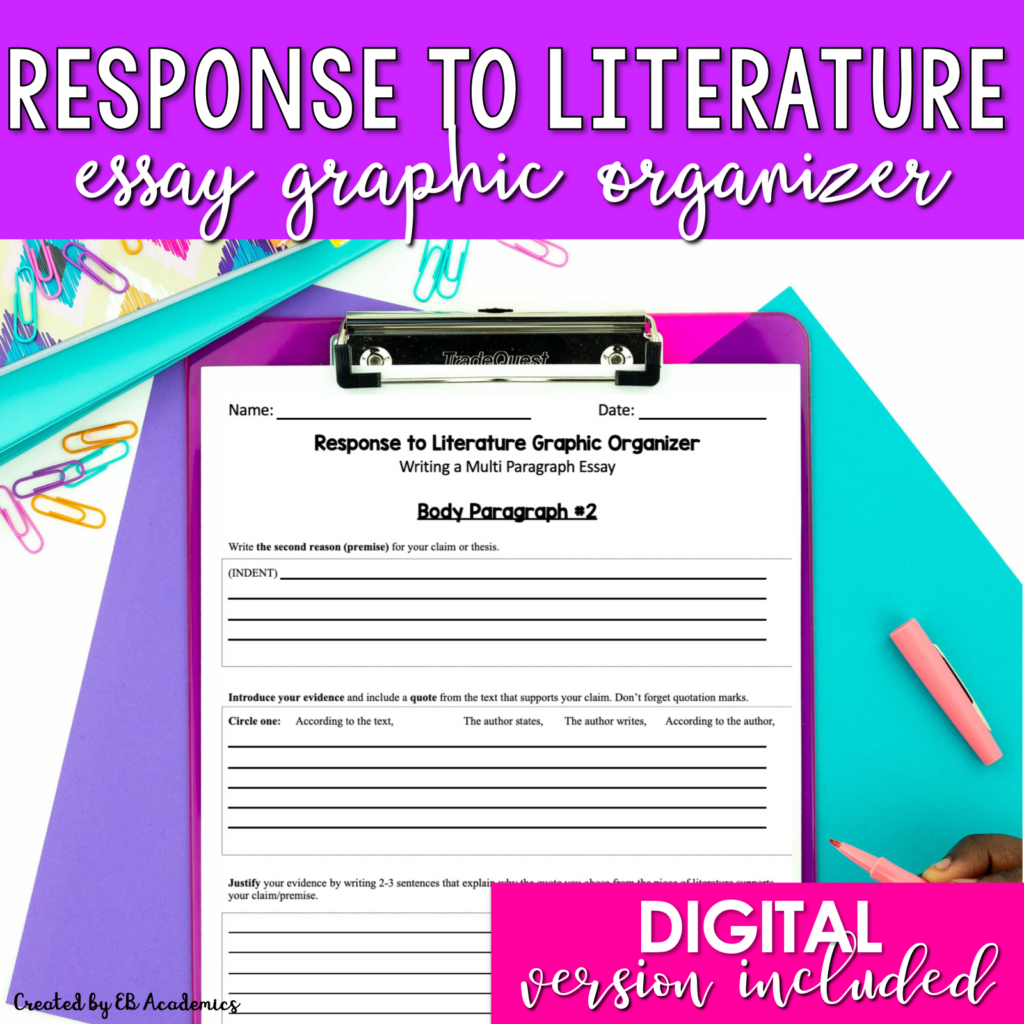 Graphic organizers are a great way to scaffold any of your lessons to meet the needs of your students. Learn 4 quick and easy tips for scaffolding lessons.